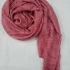 crinkle silk scarf rose pink full picture