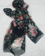 chiffon printed scarf print 1 full picture