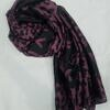 dkny silk printed scarf print 12 full picture