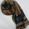 dkny silk printed scarf print 2 full picture