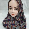 printed loops chiffon instant hijab print 1
