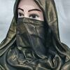 shimmer niqab ready to wear