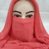 niqab ready to wear front picture