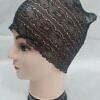 lace cap black