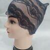 lace cap dark grey