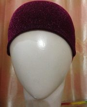 Shimmer Under Cap – Hot Pink