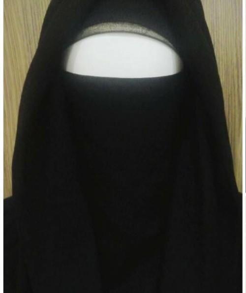 Misri Hijab – Black