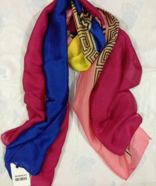 Silk Imported Scarf – Givenchy