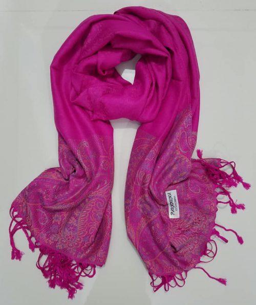 Pashmina Scarf – Shocking Pink
