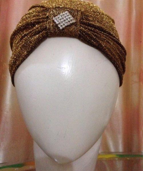Turban Under Cap – Olive Green