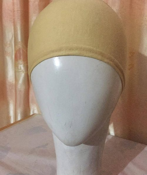 Tie Back Bonnet Cap – Skin