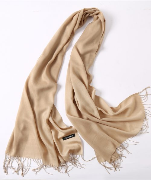 Imported Ruicestai Cashmere Scarf – Skin