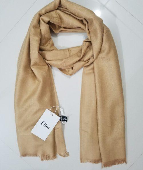 Dior Scarf - Golden