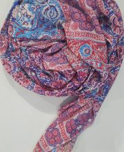 Chiffon Square Scarf Multi Color – Full Picture