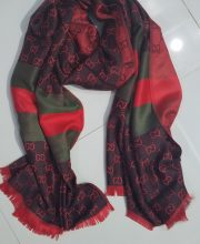 Gucci Scarf - Red - Full Picture