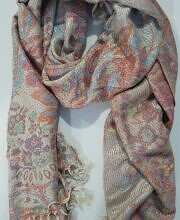 printed pashmina nude full picture